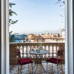 Grand Hotel Plaza | Rome | 3 reasons to stay with us - 1